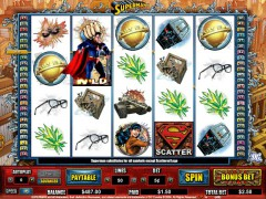 Superman jeudemachine77.com CryptoLogic 4/5