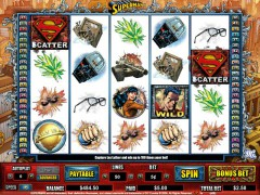 Superman jeudemachine77.com CryptoLogic 5/5