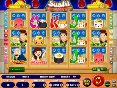 Sushi Booshi Mushi jeudemachine77.com Wirex Games 1/5