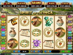 Spirit of the Inca - RealTimeGaming