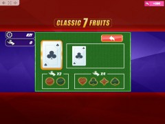 Classic7Fruits jeudemachine77.com MrSlotty 3/5